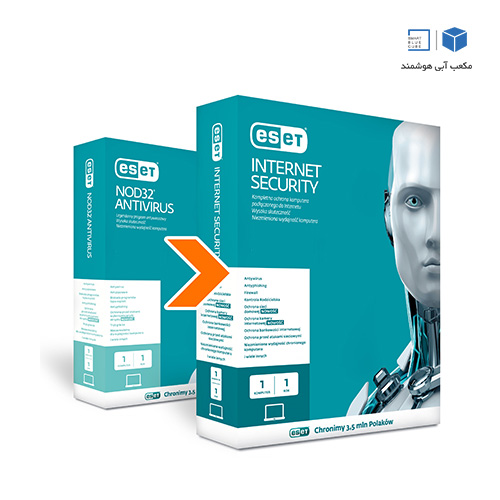 فروش eset internet security 3