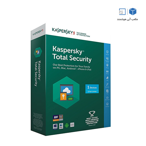فروش kaspersky totsl security
